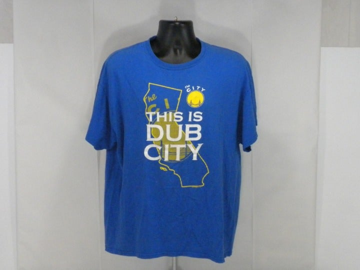 NBA Golden State Warriors Dub City Tee