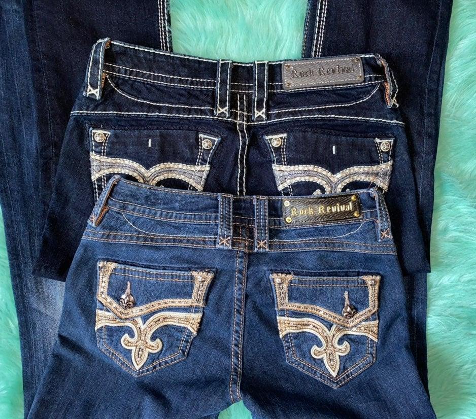 Rock Revival Jeans sz 28