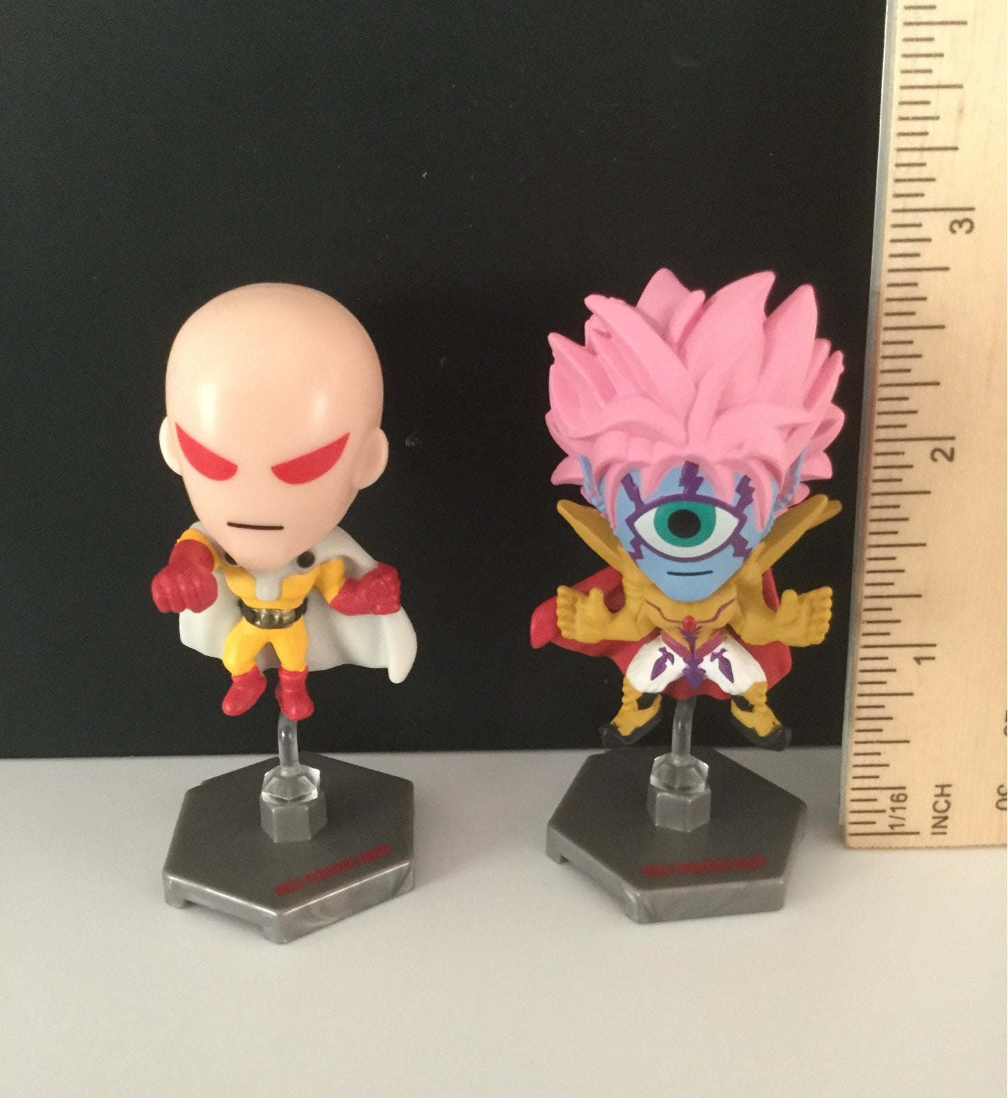 ONE PUNCH MAN  Original Mini's