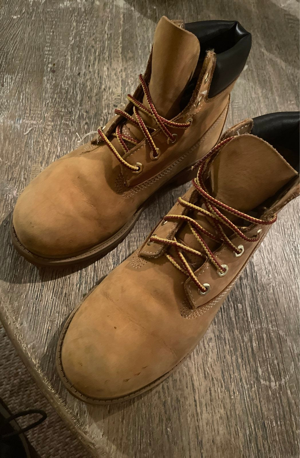 Timberlands boots size 3
