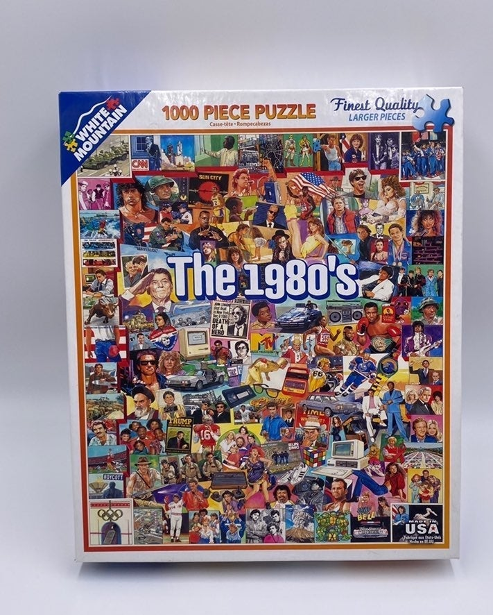 The 1980's Puzzle