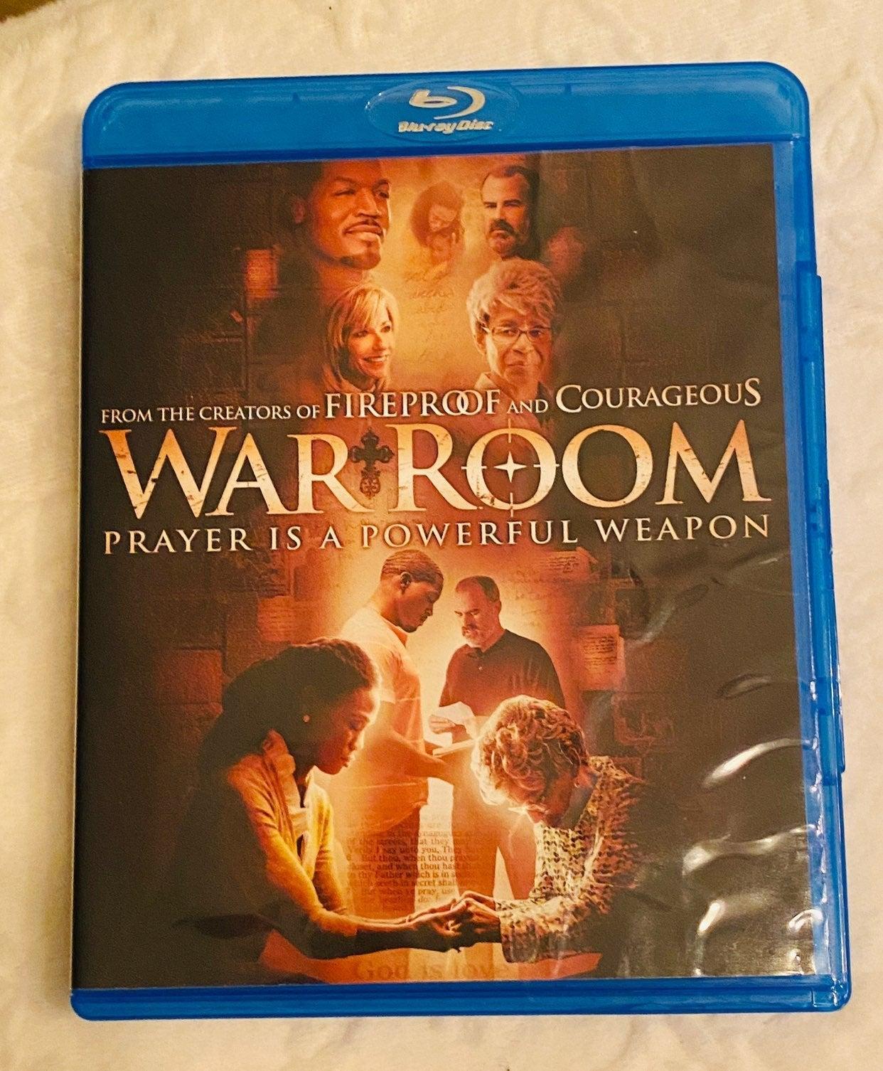 """War Room"" Bluray Christian Movie"