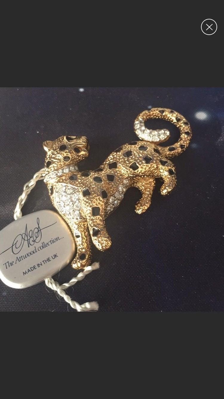Leopard Pins/Brooch