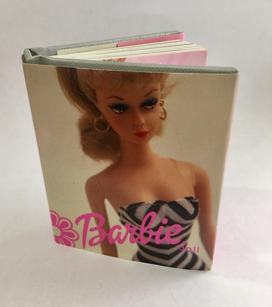 BARBIE DOLL mini book by Keni Valenti