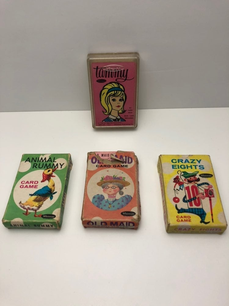 Old card games