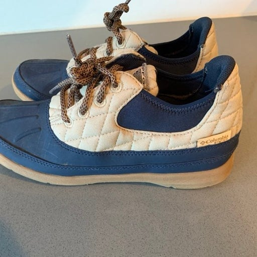 Columbia Delray Duck Shoes