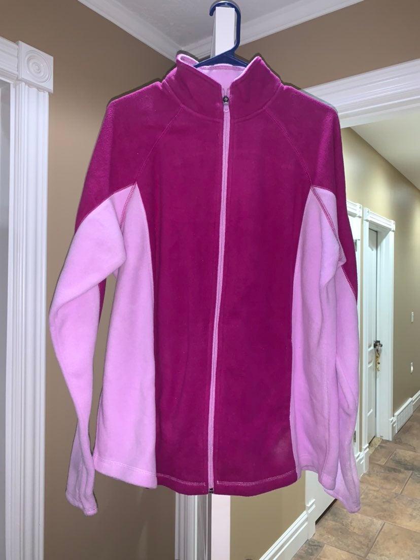 Fleece Jacket by Tek Gear