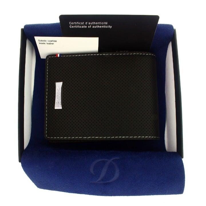 S.T. Dupont Défi 6 card wallet
