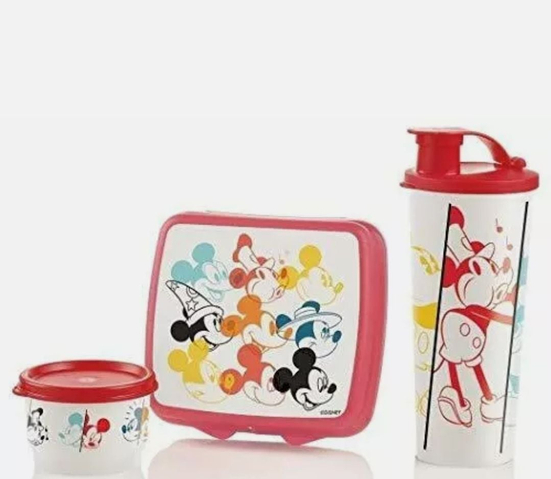 Tupperware Mickey Mouse 90th Anniversary