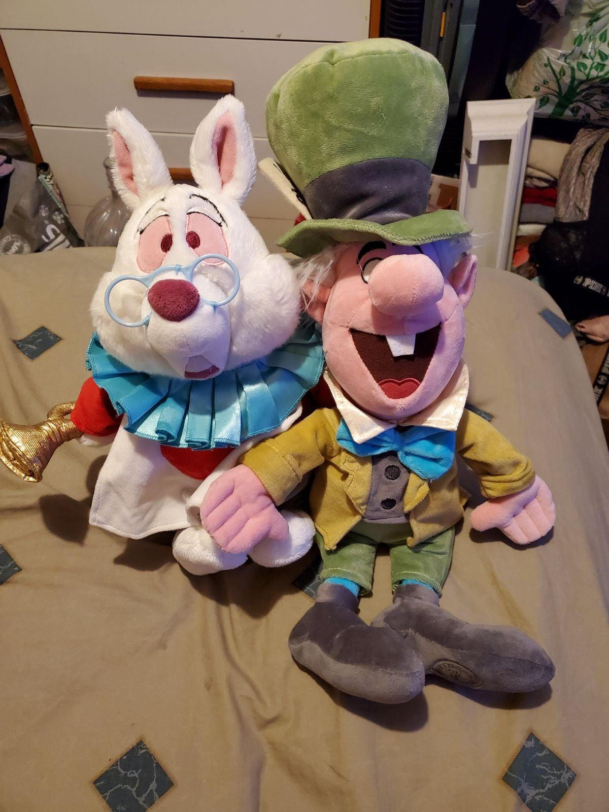 Alice in Wonderland Plush