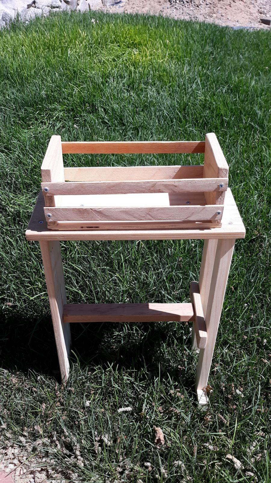Handcrafted Wood Caddies