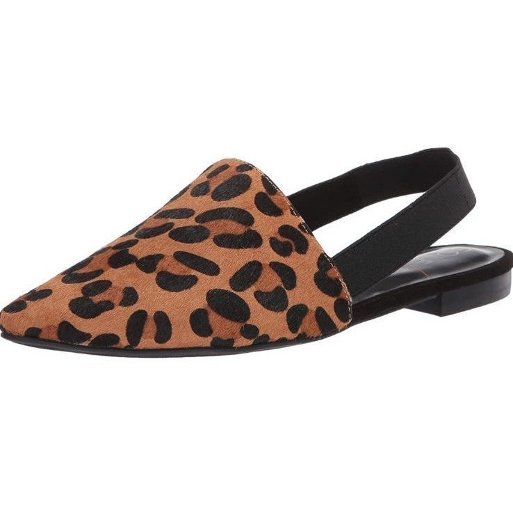 Nordstrom Sole Society leather leopard s