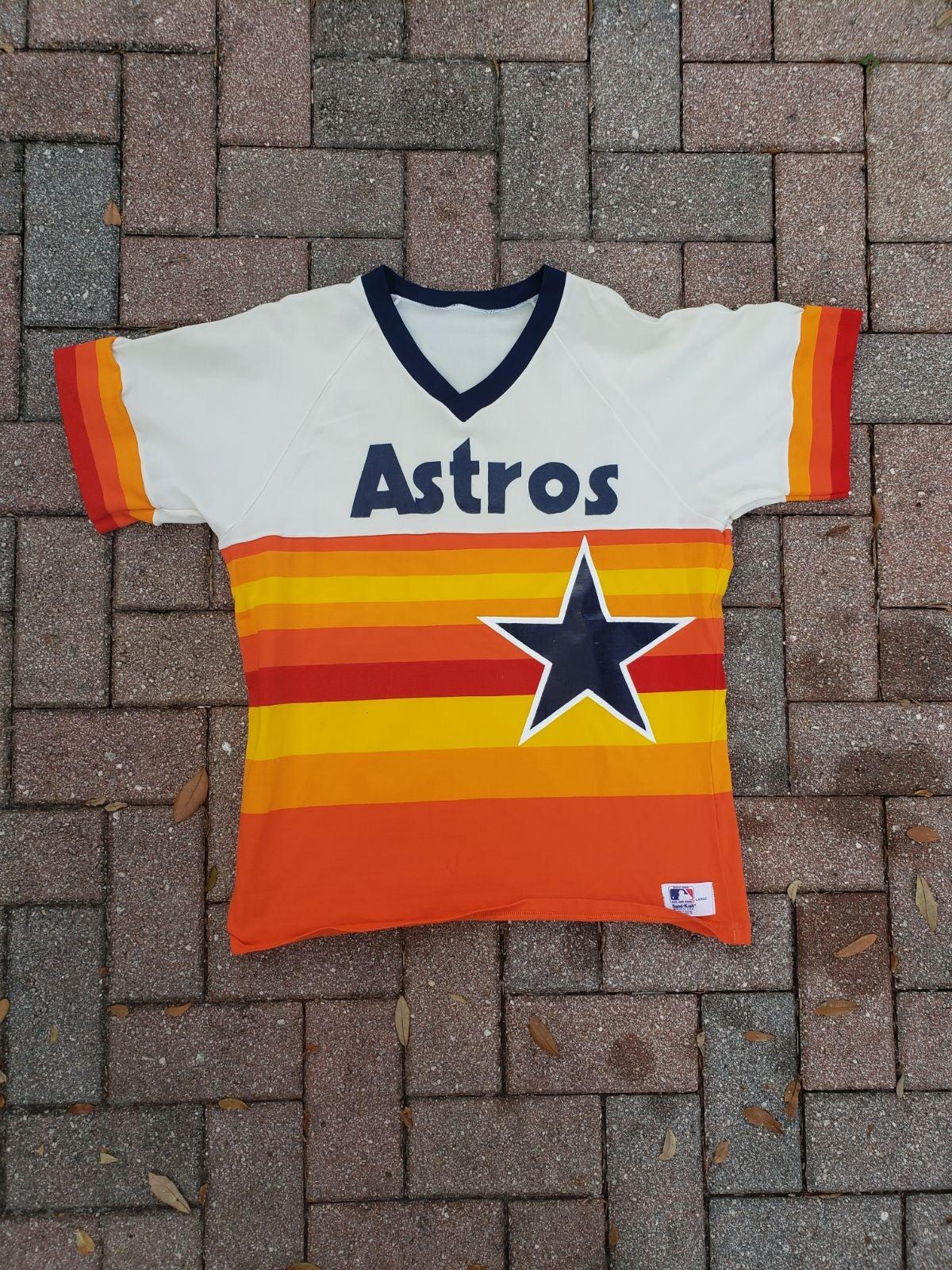 Vintage Astros jersey