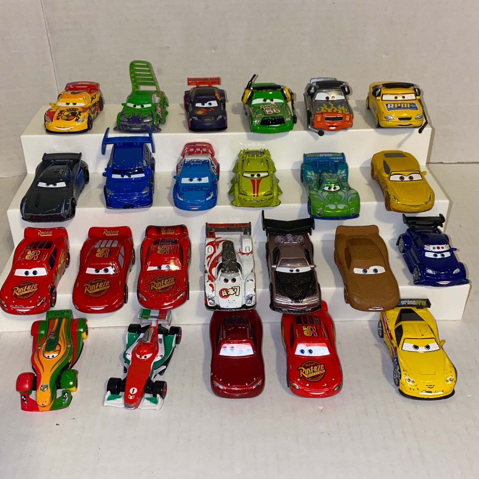 Disney Pixar CARS Bundle