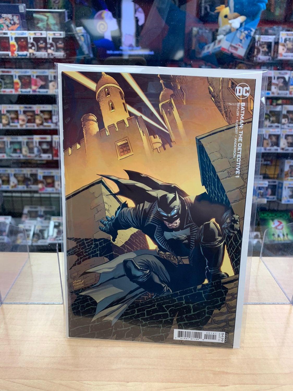 Batman The Detective #1 Cover B Variant