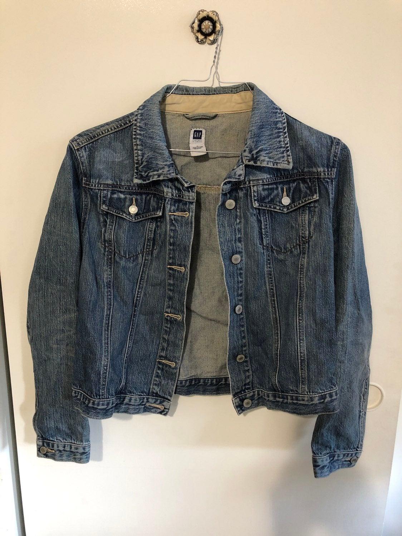 Vintage 90's Grunge Denim Jean Jacket