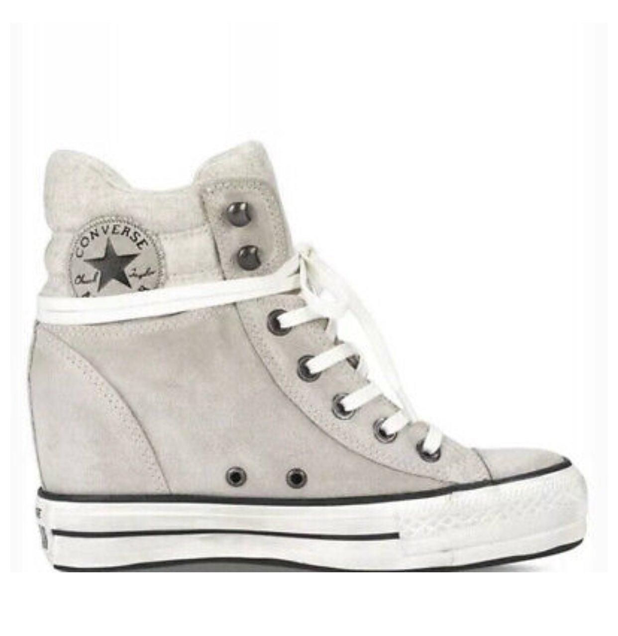 Converse Platform Wedge Shoes | Mercari