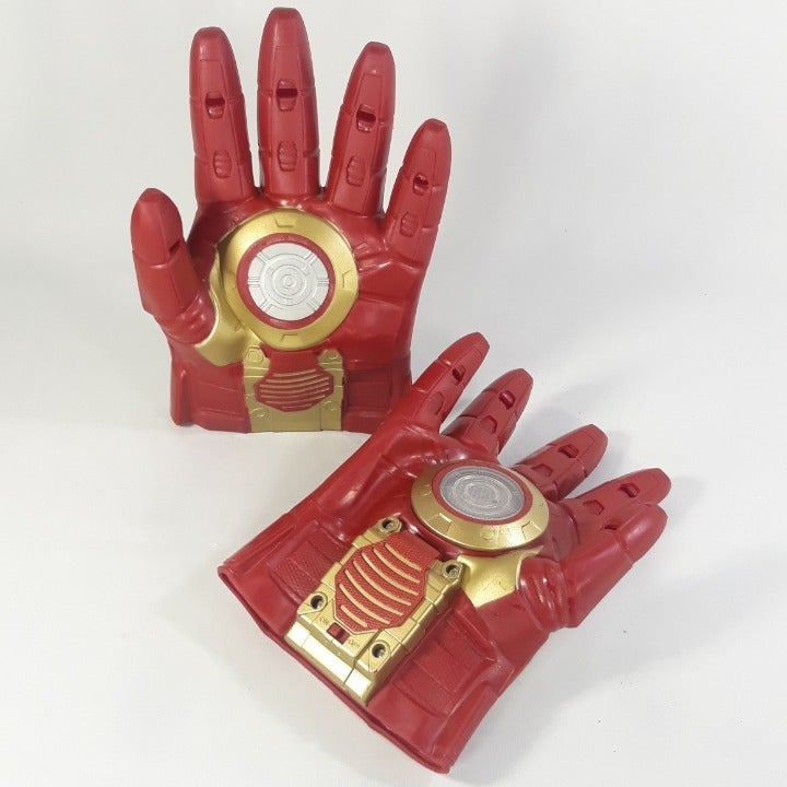 Age Of Ultron Iron Man Arc FX Gloves