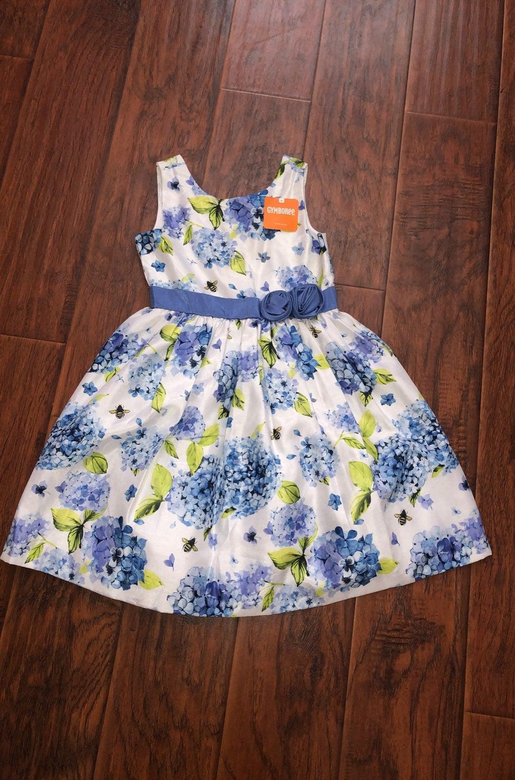 NEW Gymboree girls Dress