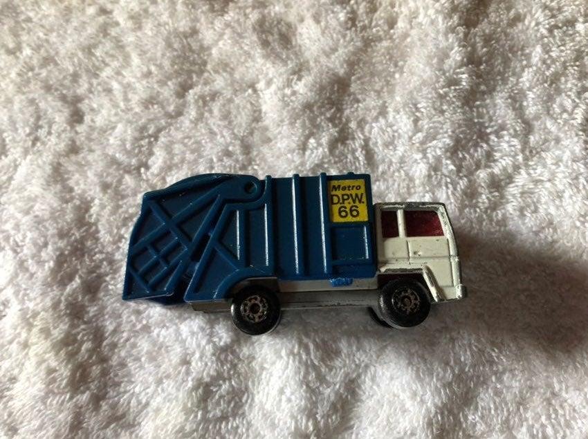 Matchbox 1979 Waste Truck