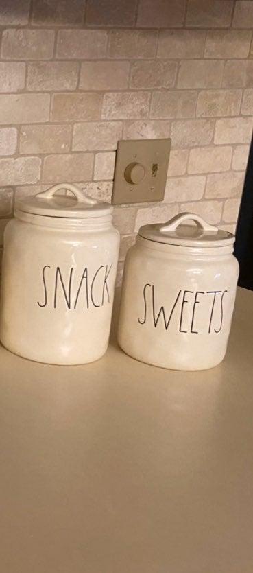 Rae Dunn OG Sweets and Snack