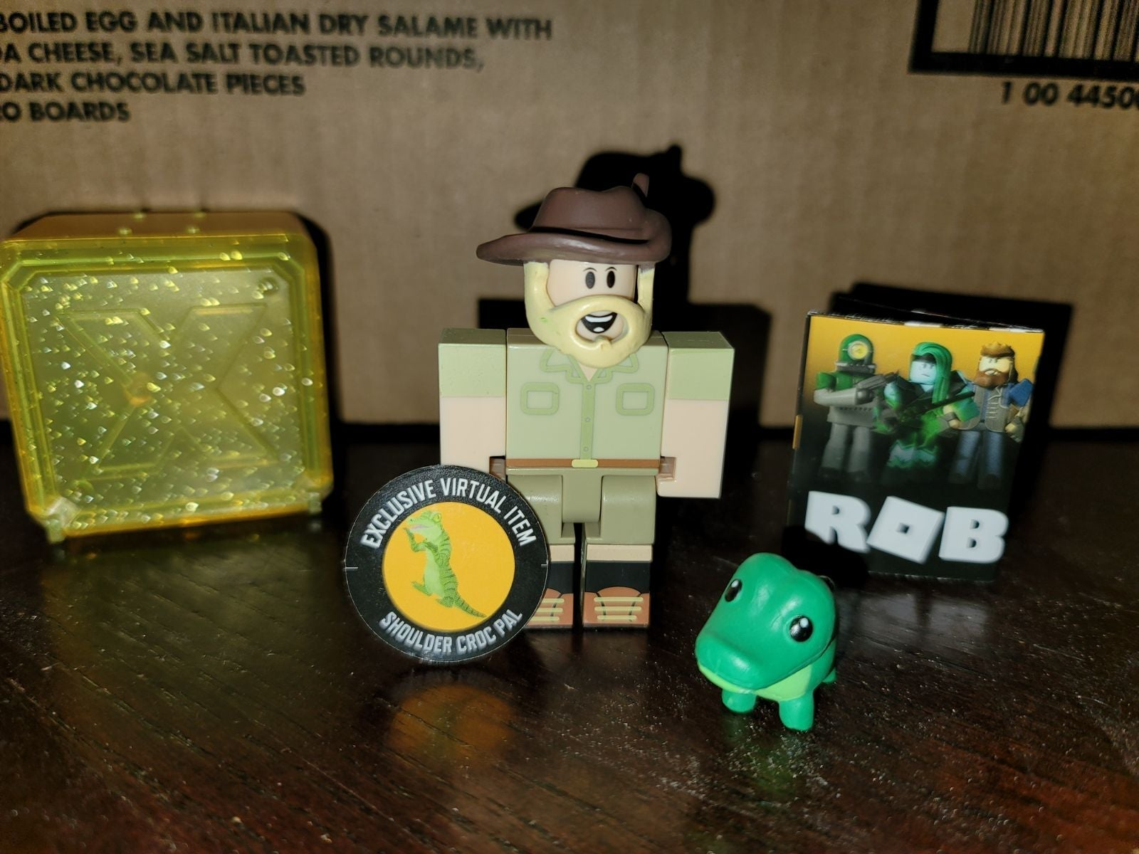 """Roblox Toy Series 7 """"Trainer Shane"""""""