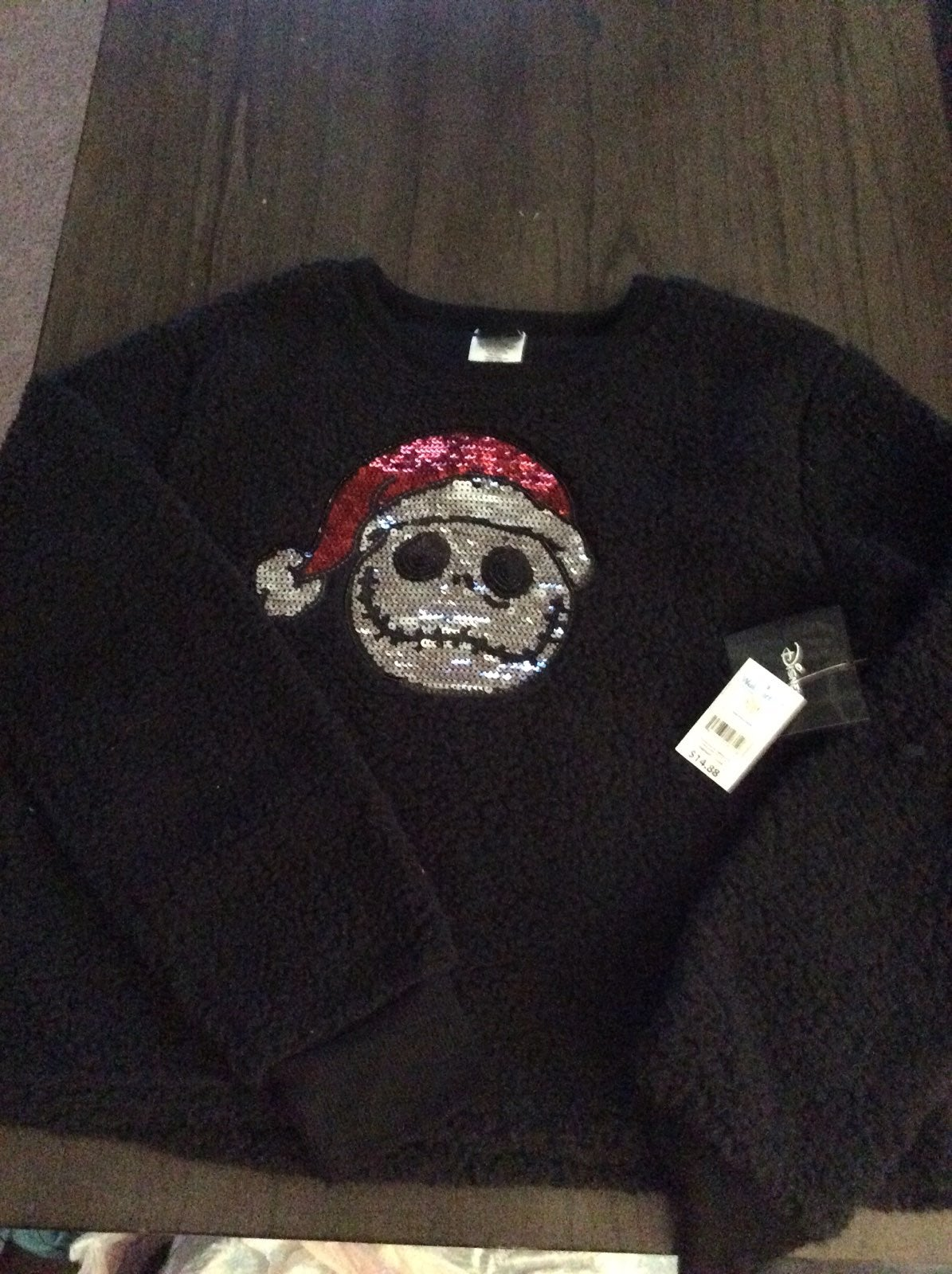 Size small nightmare before christmas