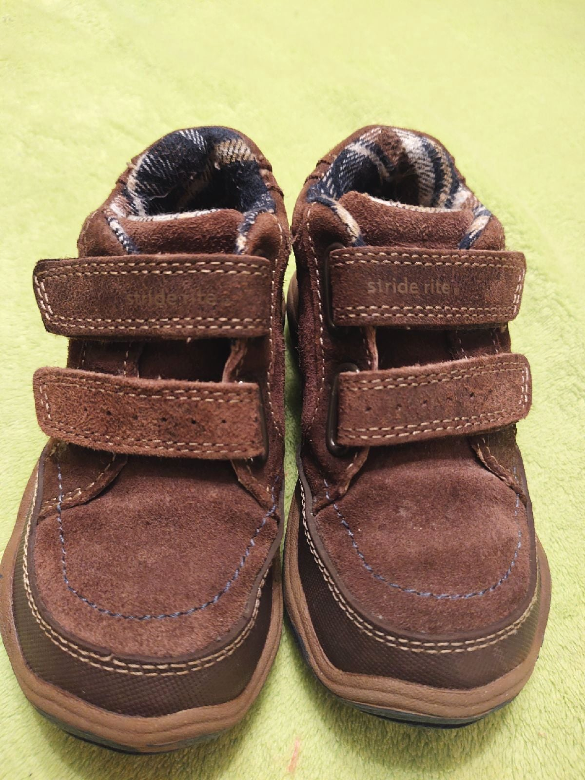 Stride rite shoes toddler boy size 8.5