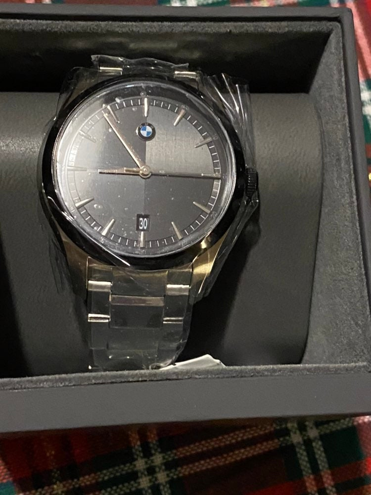 BMW Men's Stainless Steel Watch