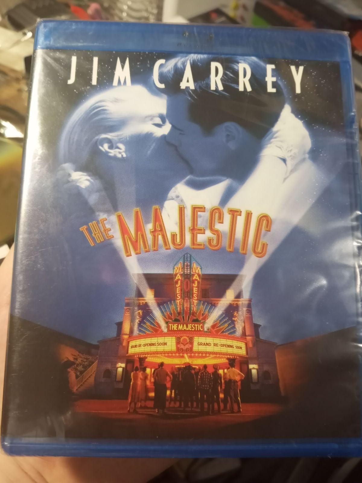 The Majestic Blu Ray Jim Carrey NIP