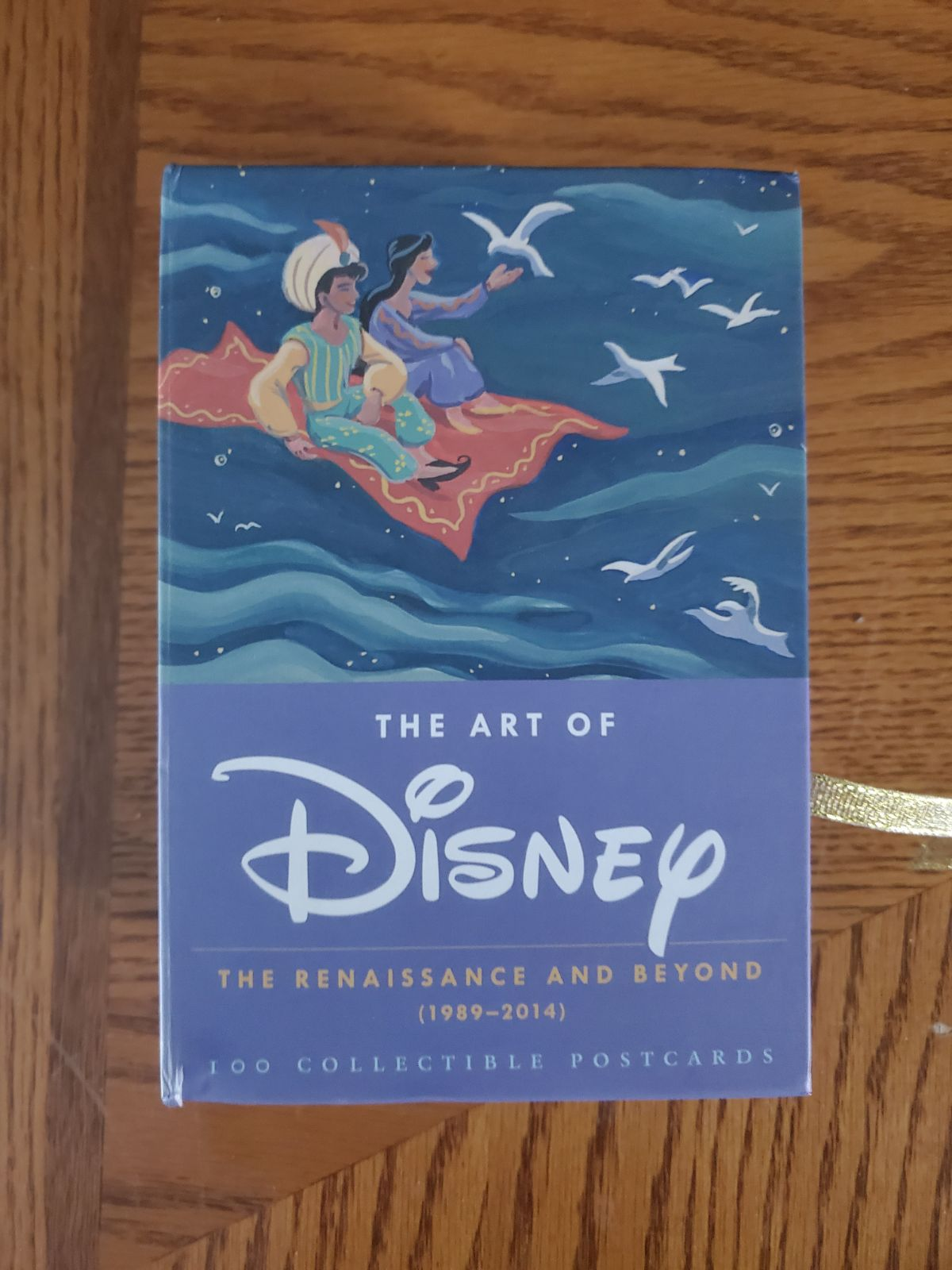 Art of Disney Renaissance Postcards