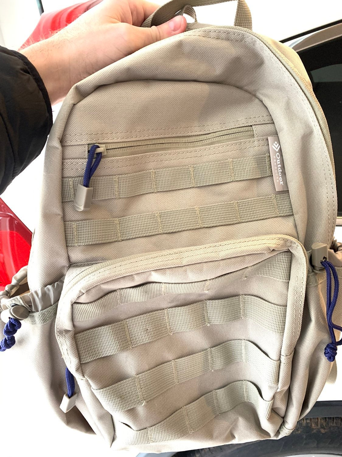 Outdoor Products Military style backpack