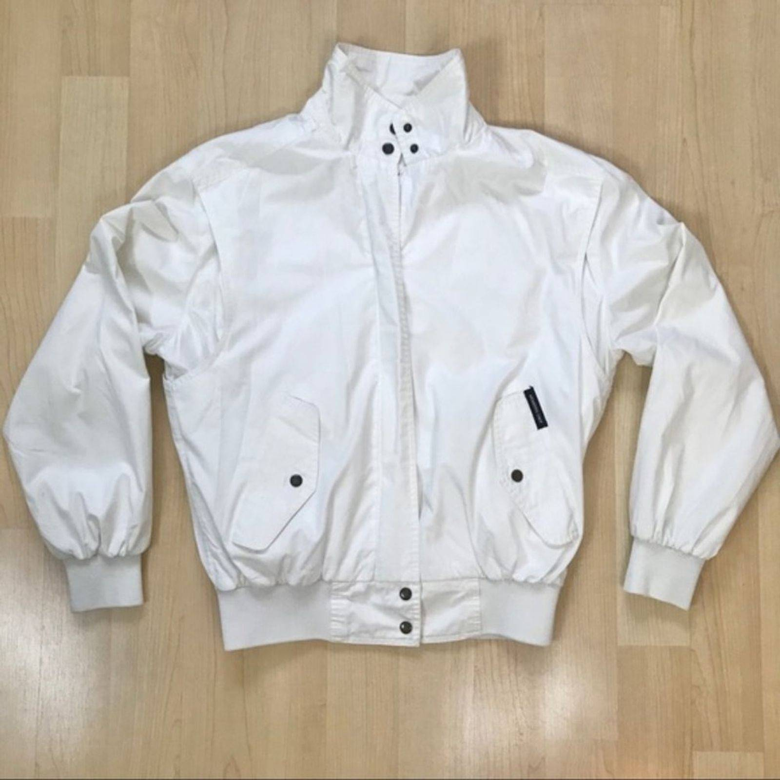 Vintage White Members Only Jacket Women