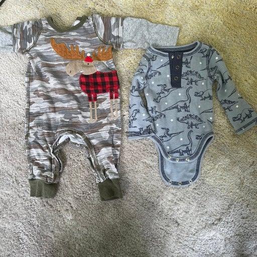 Mudpie baby clothes