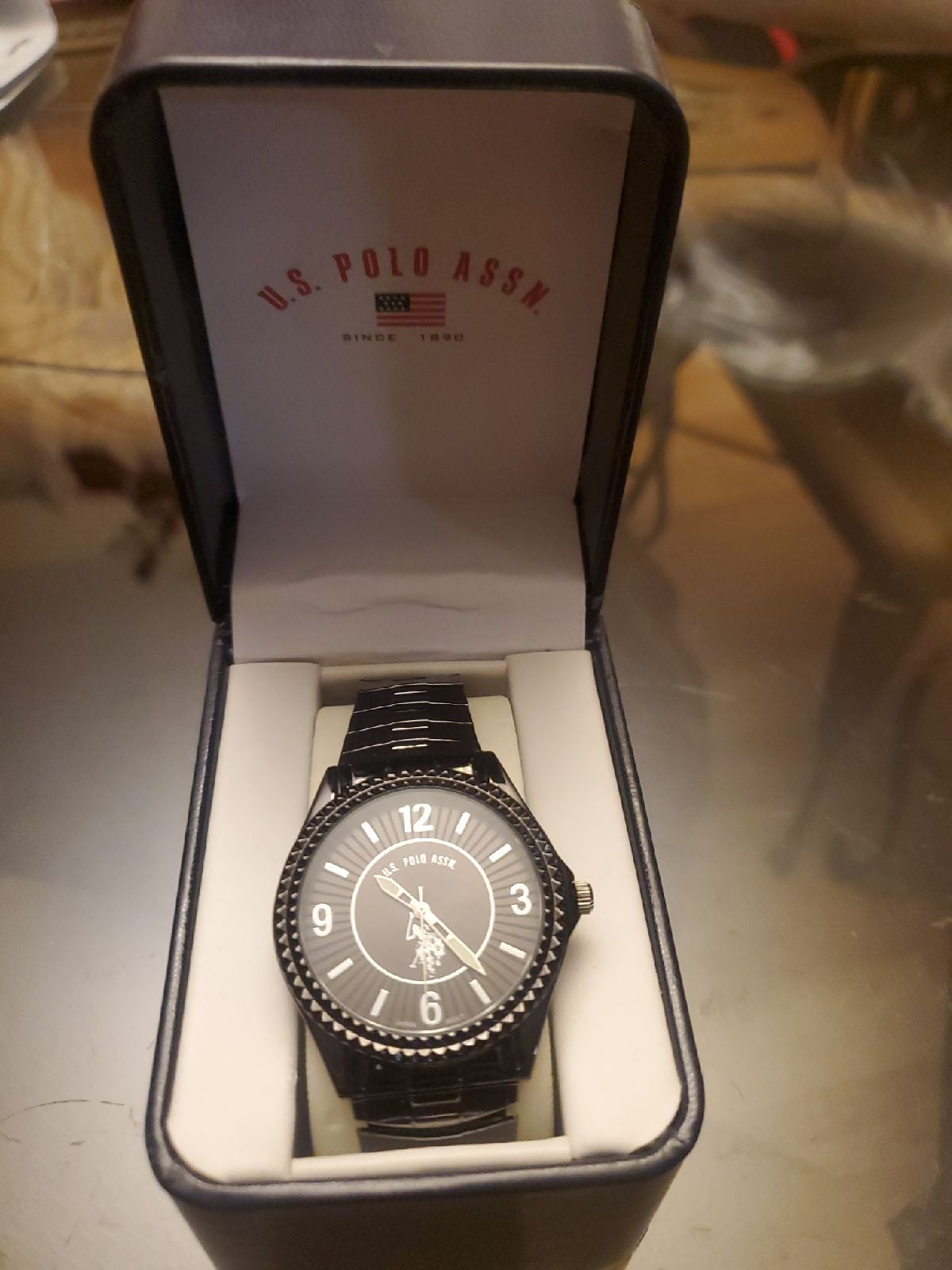 New Mens Polo Watch