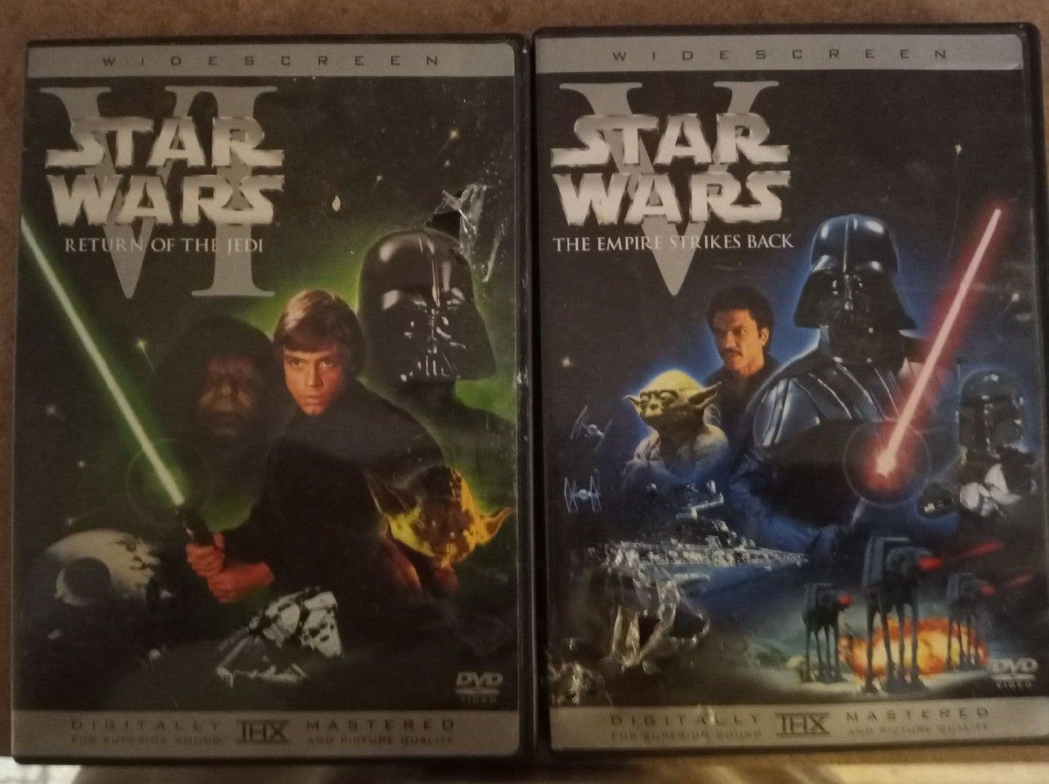 """""""Star Wars: The Empire Strikes Back"""" & """""""