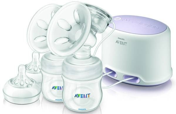AVENT pumping machine, Electric