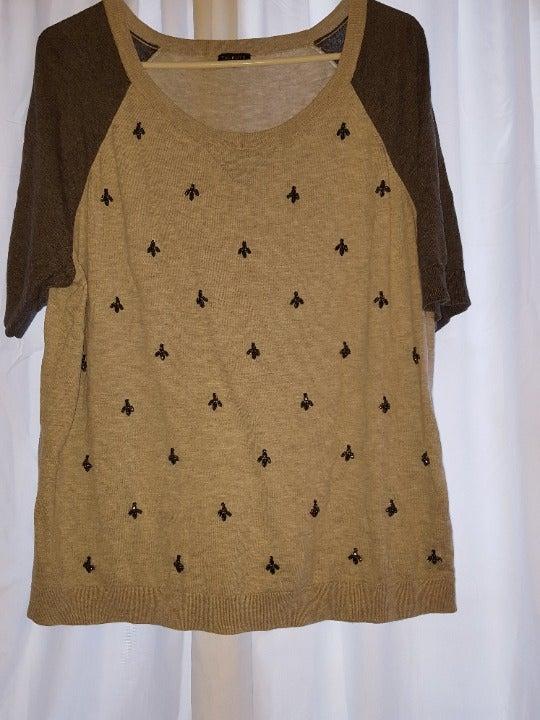 Talbots Plus size sweater 2X