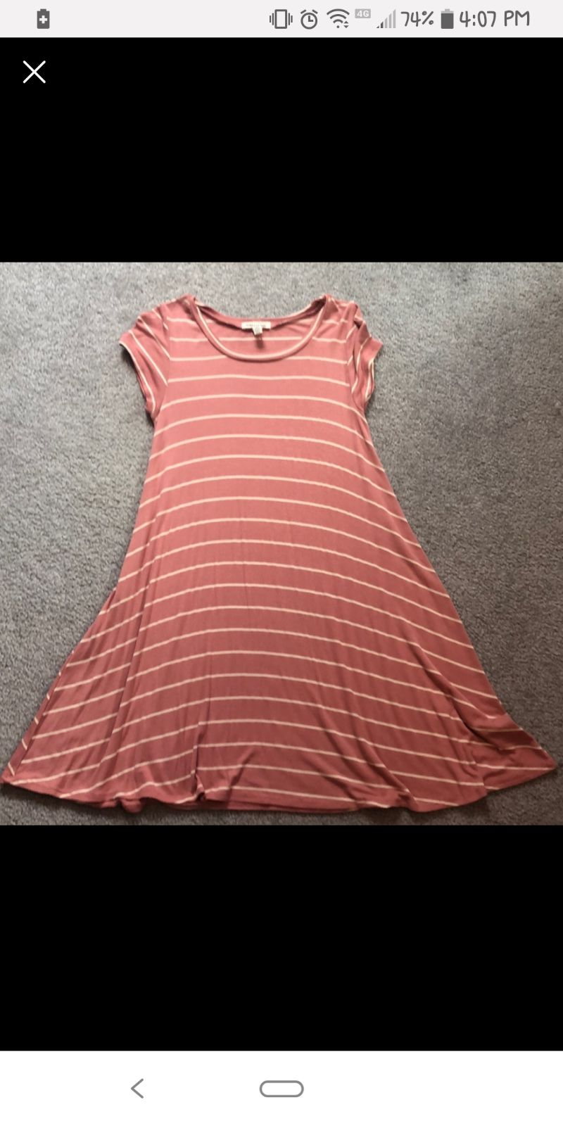 Billabong swing dress