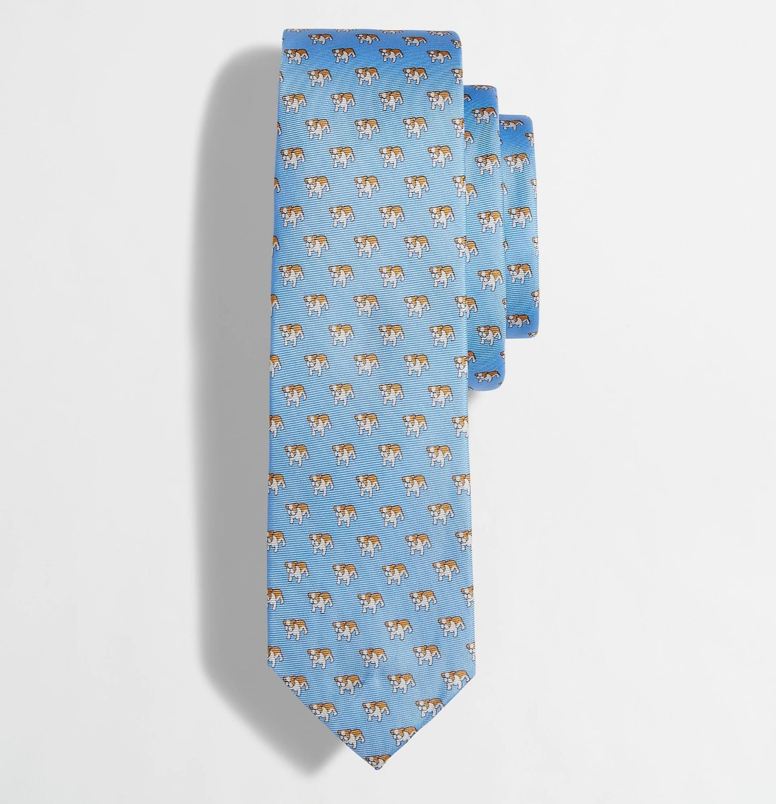 J.Crew - Embroidered Silk Tie