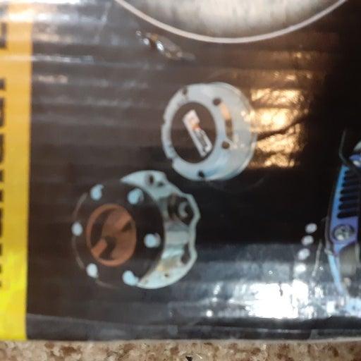 Mitsubishi Montero locking wheel hub