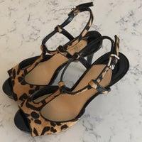 2e468a9bd98 Sexy Gianni Bini Leopard Stilettos