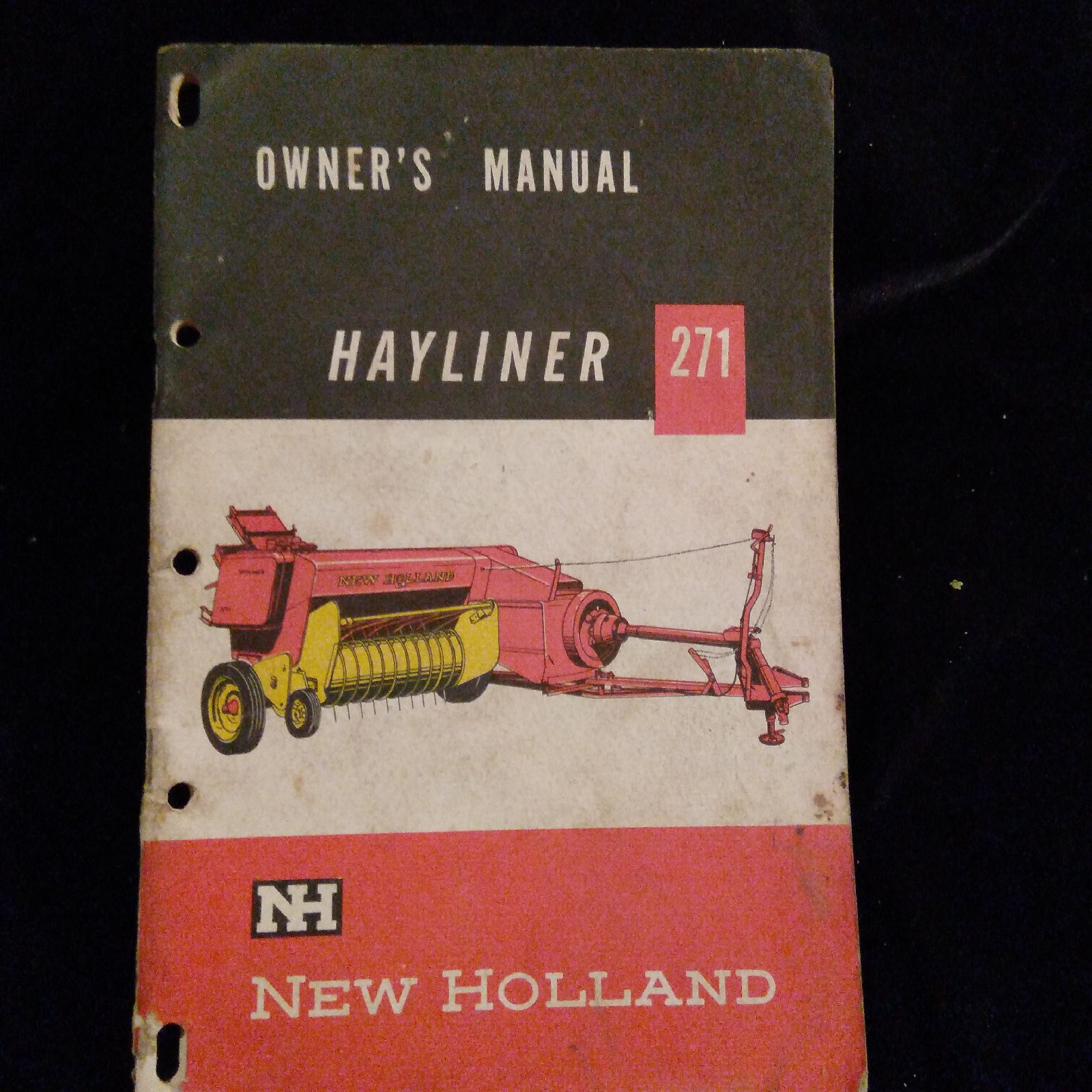 Owners Manual Bayliner New Holland