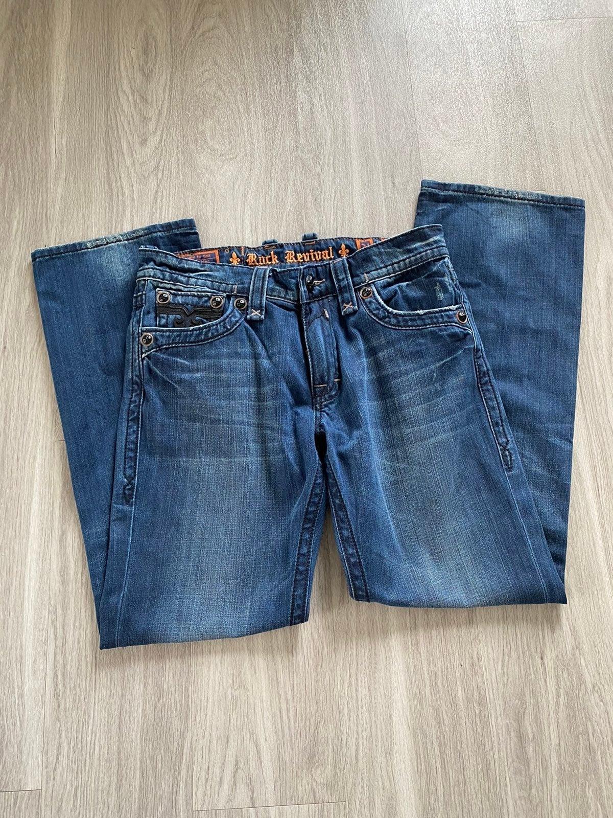Rock Revival John Straight Men's Jeans