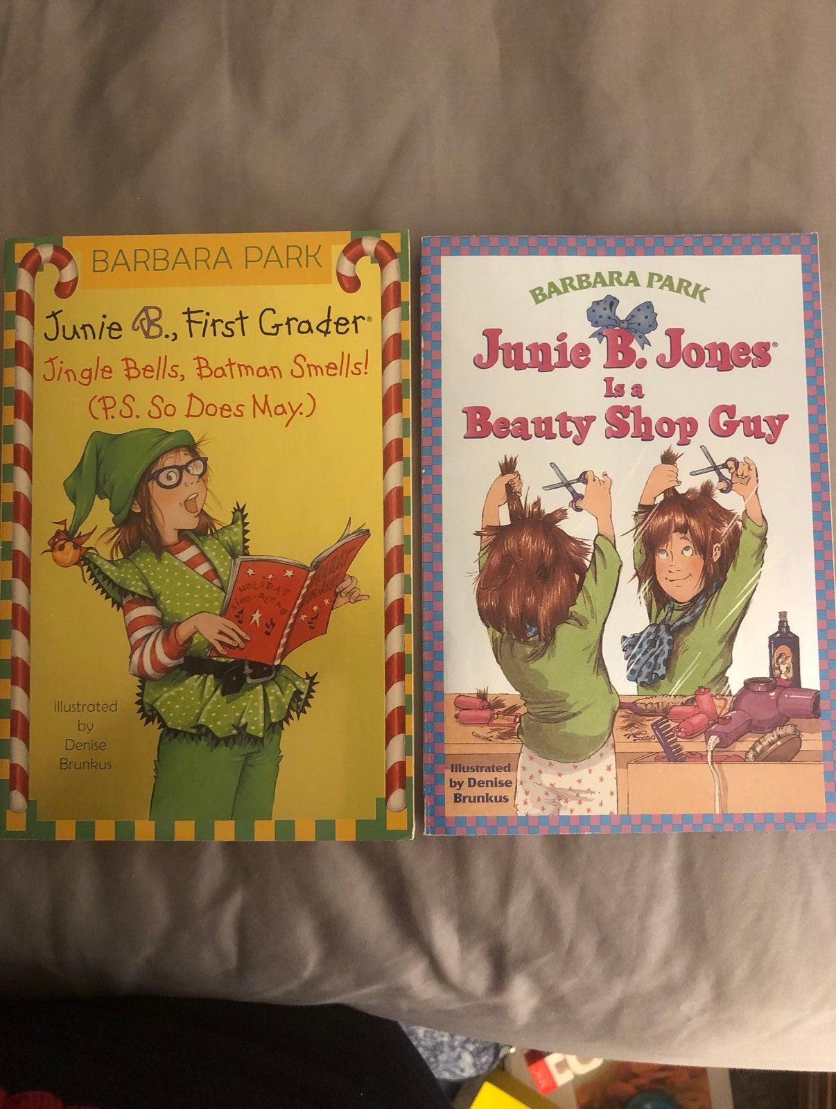 Junie B Jones books