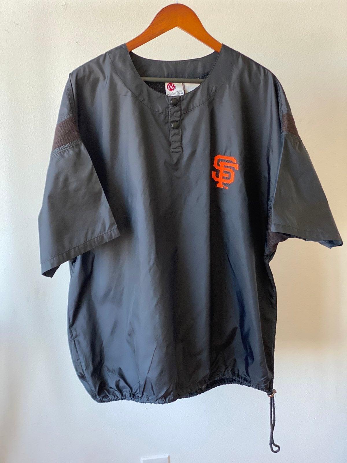 Vintage Rawlings SF Giants Pullover