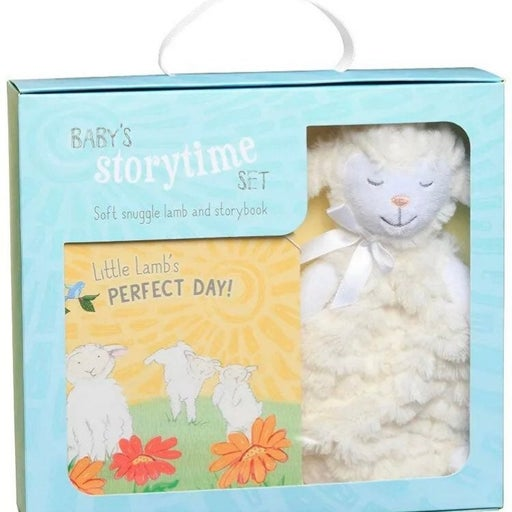 C.R. Gibson Little Lamb's Perfect Day Bo