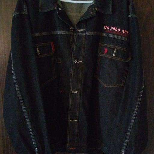 US Polo ASSN Jean jacket new