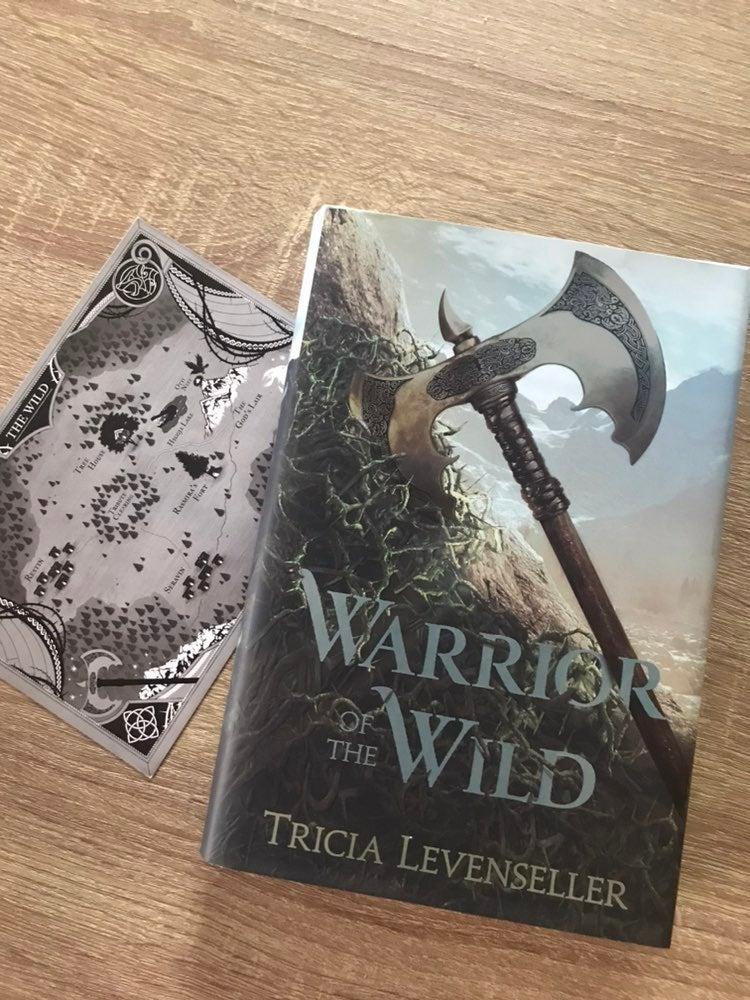 Warrior of the Wild HC/Map set