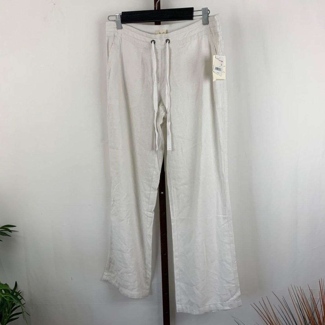 Per Se White pants Size M